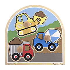 Melissa & Doug® Construction Site - Jumbo Knob