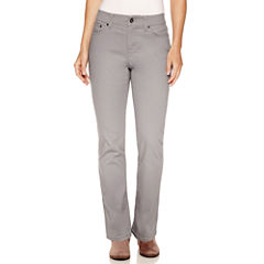 St. John's Bay Straight Fit Straight Leg Jeans