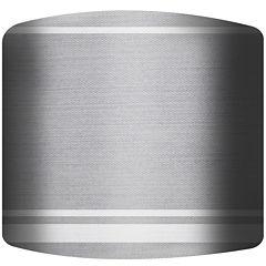 Gray Space Drum Lamp Shade