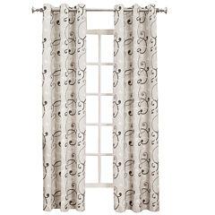 No. 918 Kelby Grommet-Top Curtain Panel