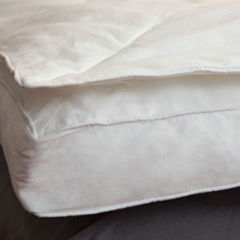 Allied Home Dual Chamber Gusset Fiberbed