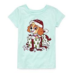 Paw Patrol Graphic T-Shirt- Girls' 7-16