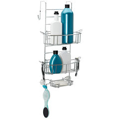 Zenna Home Over the Door Shower Caddy