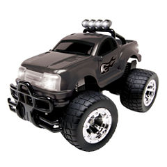 Black Series Remote Control Truck