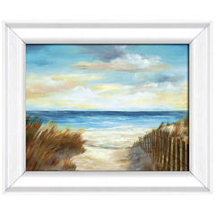 Ocean Breeze Framed Wall Art