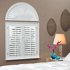 JCPenney Home™ Sunburst-Style Faux-Wood Arch