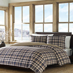 Eddie Bauer® Reversible Port Gamble Comforter Set