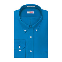 IZOD® Aqua Solid Dress Shirt - Big & Tall