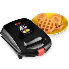 Disney Classic Mickey Mouse Mini Waffle Maker
