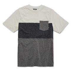 Vans Short Sleeve Crew Neck T-Shirt-Big Kid Boys