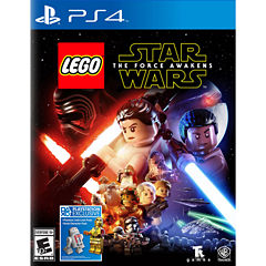 Lego Sw Force Awakens Video Game-Playstation 4