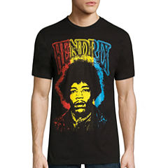 Jimi Hendrix Graphic T-Shirt