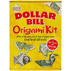 Dollar Bill Origami Kit