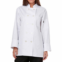 Dickies Womens Classic Chef Coat