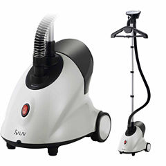 SALAV GS18-DJ/120 Performance Garment Steamer with Folding Adjustable Hanger
