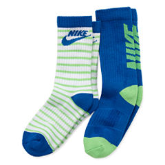 Nike 100 2-pc. Crew Socks