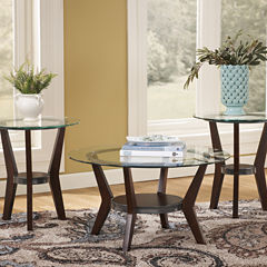 Signature Design by Ashley® Fantell 3-piece Occasional Table Set