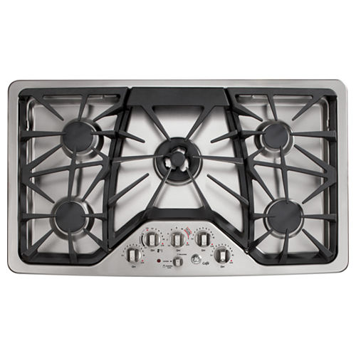 GE Café™ 36 Built-In Gas Cooktop With 5 Burners