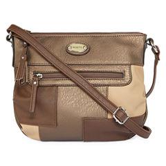 Rosetti Triple Play Glenda Mini Crossbody Bag