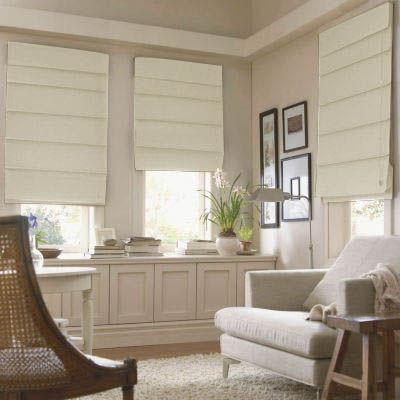jcpenney home savannah roman shade - Bamboo Window Shades