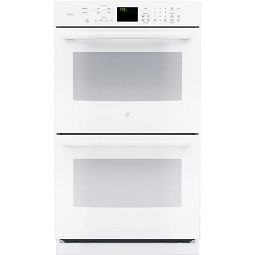 GE Profile™ 30 Built-In Double Wall Oven Self Cleaning With Convection