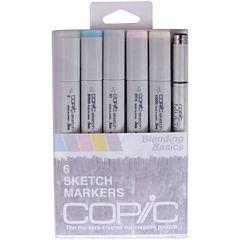 Sketch Markers/Multi-liner Pen-Blending Basics