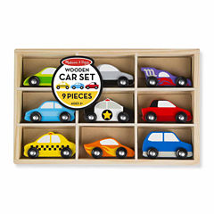 Melissa & Doug® Wooden Cars Set