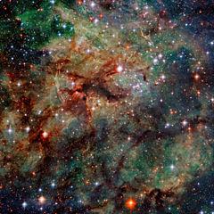 National Geographic Nebula Wall Mural