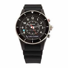 Martian Mens mVoice Alpha T10 Black Smart Watch-Mvr02alt10