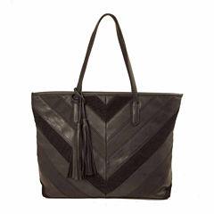 Imoshion Marlowe V Patch Tote Bag