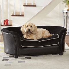 Enchanted Home Ultra Plush Panache Pet Sofa