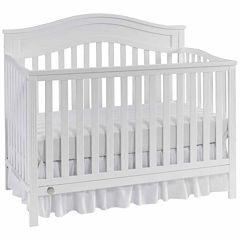 Fisher Price Aubree Convertible Crib White