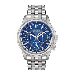 Citizen® Eco-Drive® Mens Stainless Steel Watch BU2021-51L