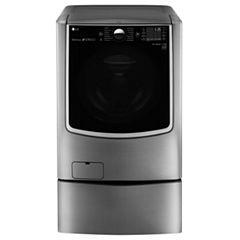 LG ENERGY STAR® 5.2 cu. ft. High-Efficiency Mega Capacity TurboWash® Washer With On-Door Control Panel