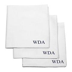 Personalized Handkerchief Set