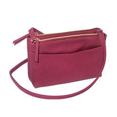 Dot Dash Jade Crossbody Bag