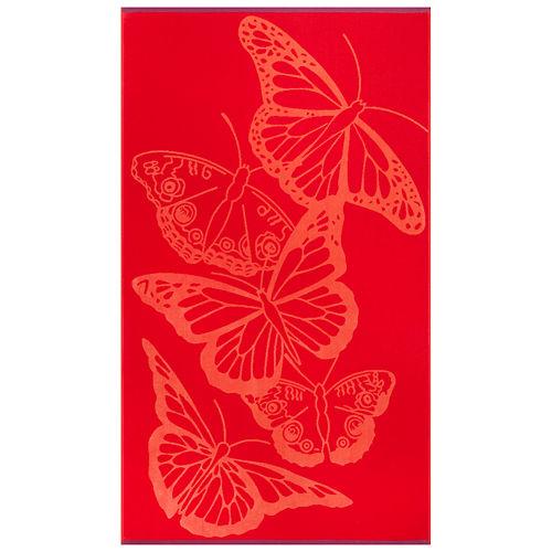 Softesse™ Butterflies 40x72 Beach Towel