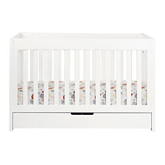 Babyletto Mercer 3-In-1 Convertible Crib - White