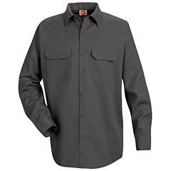 Red Kap® ST52 Utility Uniform Shirt–Big & Tall