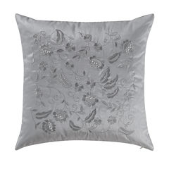 Marquis By Waterford Samantha Square Throw Pillow