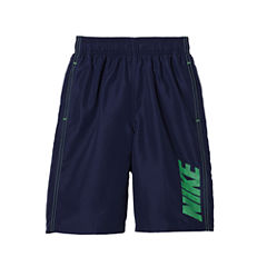 Nike Boys Core Solid Trunks-Big Kid