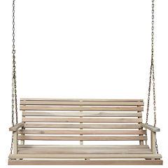 International Concepts Patio Swing