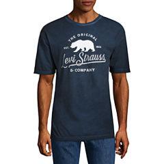 Levi's® Short Sleeve Silicon T-Shirt
