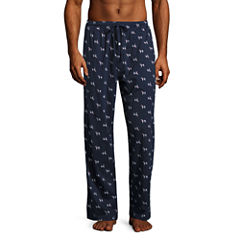 Stafford® Knit Pajama Pants - Big & Tall