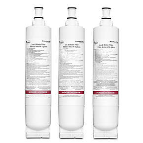Refrigerator Water Filter- In the Grille Turn (3 Pack)