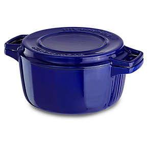 KitchenAid® 4.0Qt Cast Iron Cookware