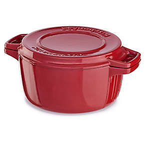 KitchenAid® 6.0Qt Cast Iron Cookware