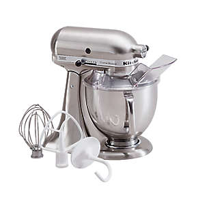 Custom Metallic® Series 5-Quart Tilt-Head Stand Mixer