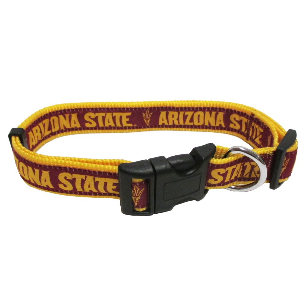 Arizona State University Sun Devils Ncaa Collar size: Large,
