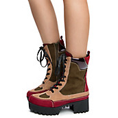 e18dc5f9c38f Women s Powerful-06 BURFS Combat Boots